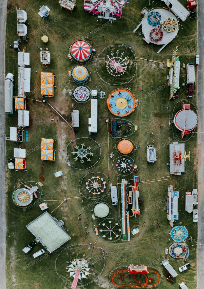 Carnival from Above