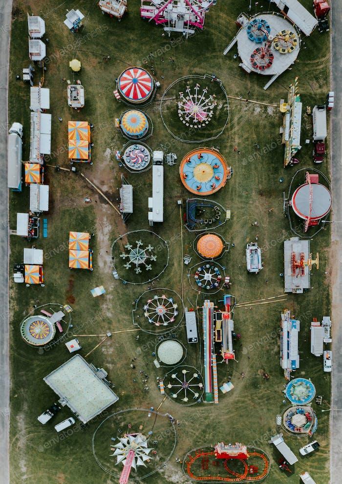 Karneval von oben