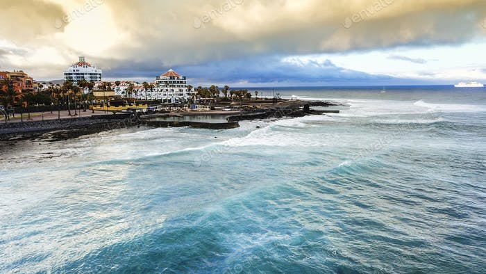 tenerife las americas vacation beautiful place
