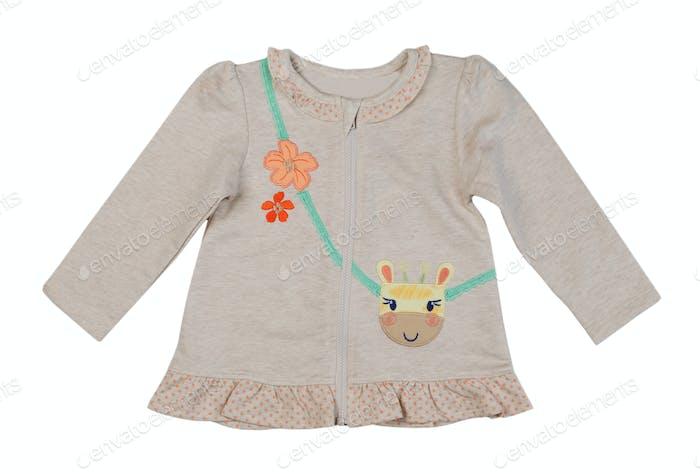 Baby dress, isolate