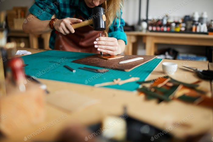 Leatherworking Shop