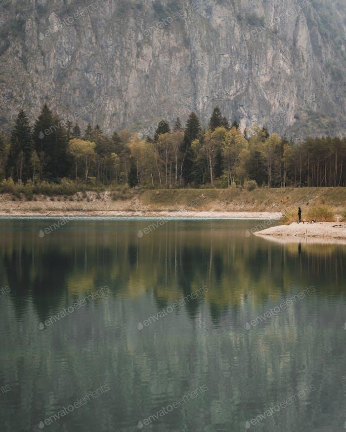 Reflexiones del lago