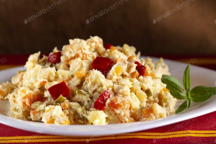 Boeuf Salat