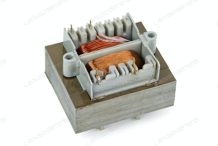 Cheap power transformer