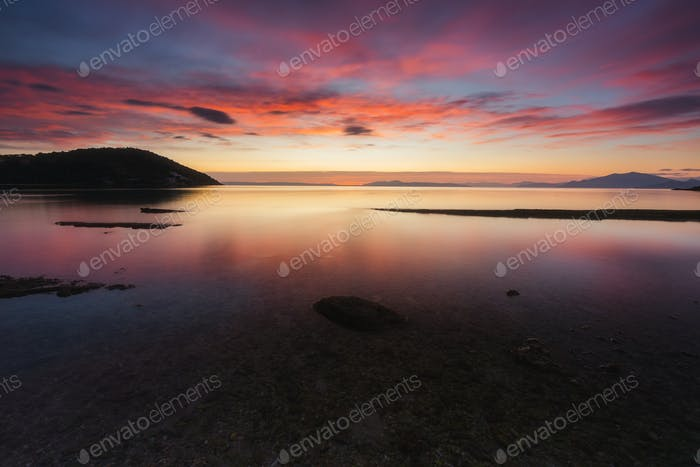 Sunrise At The Beach 4