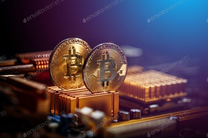 Novedad moneda criptográfica
