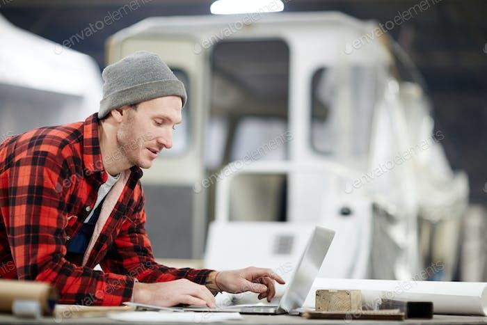 Technician networking