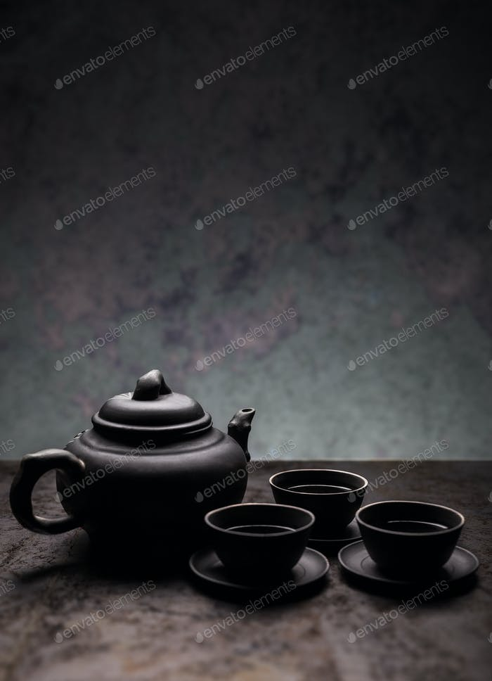 Descanso para el té