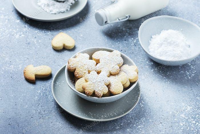 hausgemachter Keks