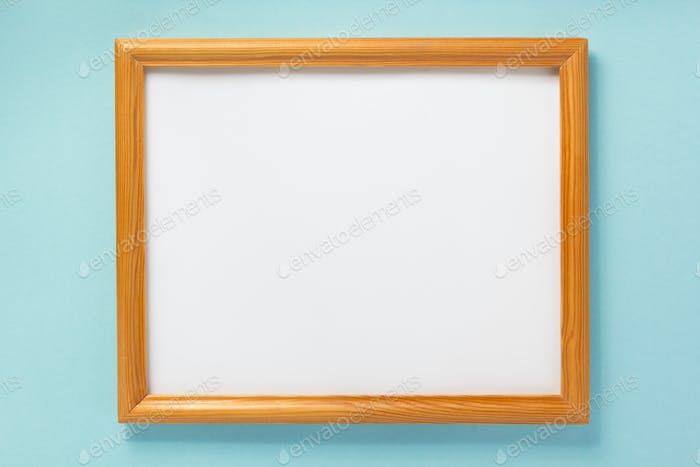 photo picture frame at abstract background surface
