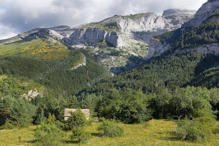 Ordesa National Park, Spain.