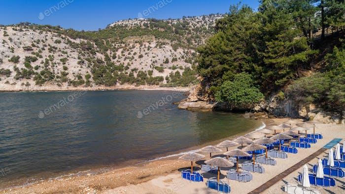 Arsanas Beach, Thassos island , Greece