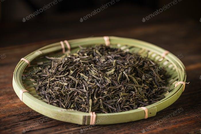 Trockener Tee