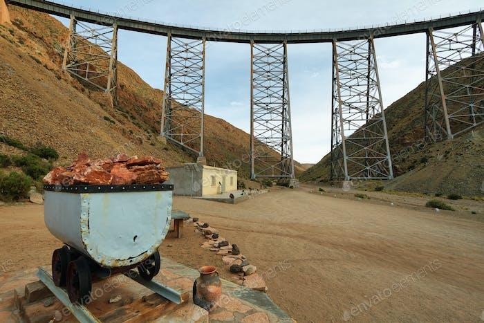 """Viaduct La Polvorilla"", Salta, Argentina"