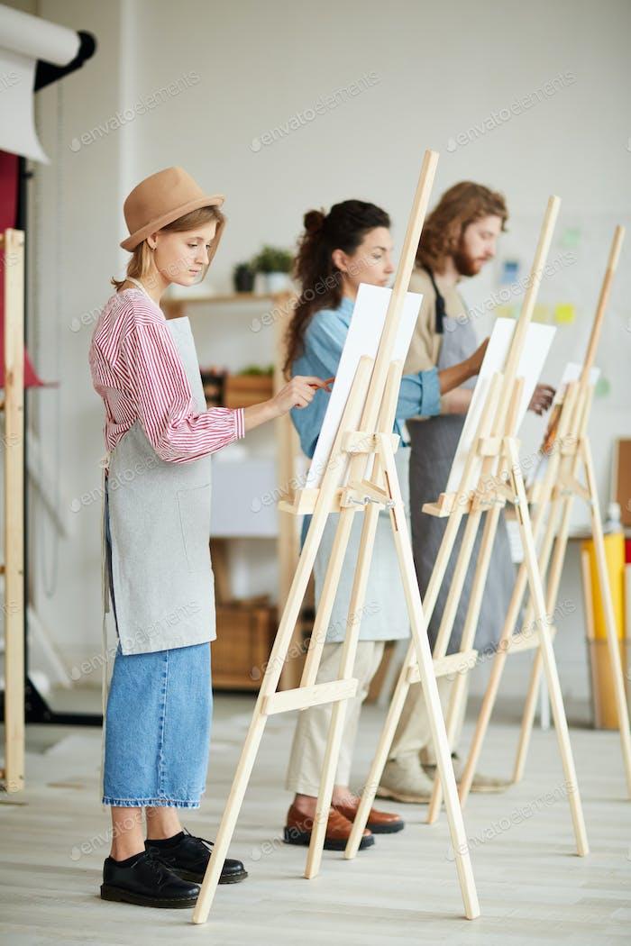 Individual painting