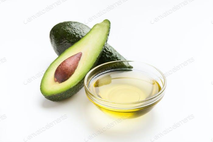 Vegetable fats concept