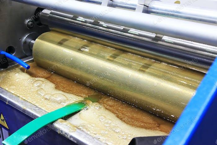 packaging industry machine