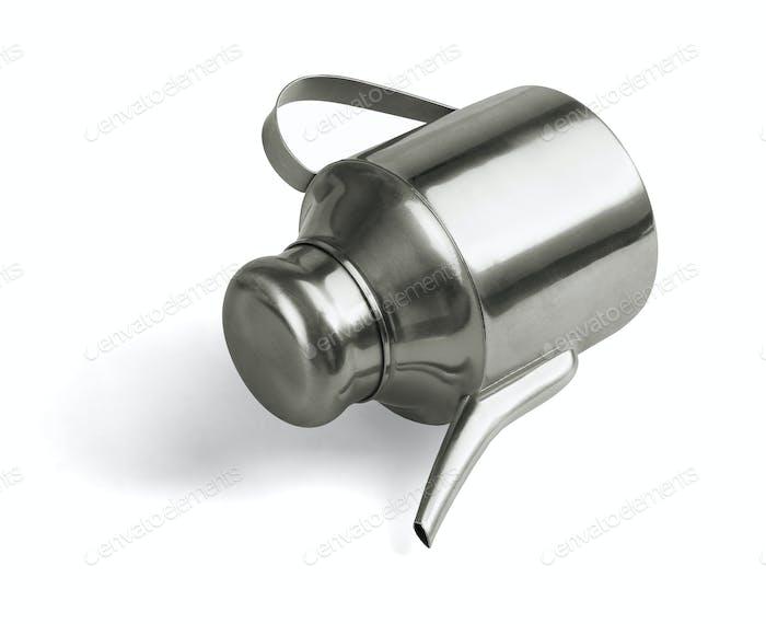 Metall-Öl-Dekanter