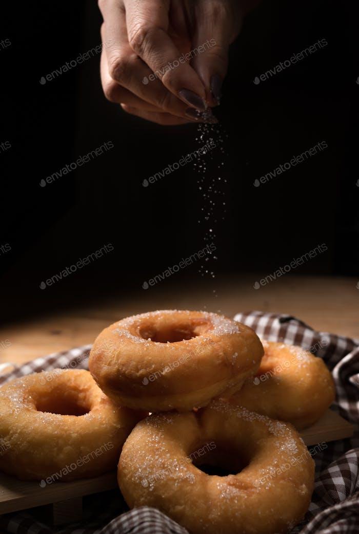 Zucker Donuts