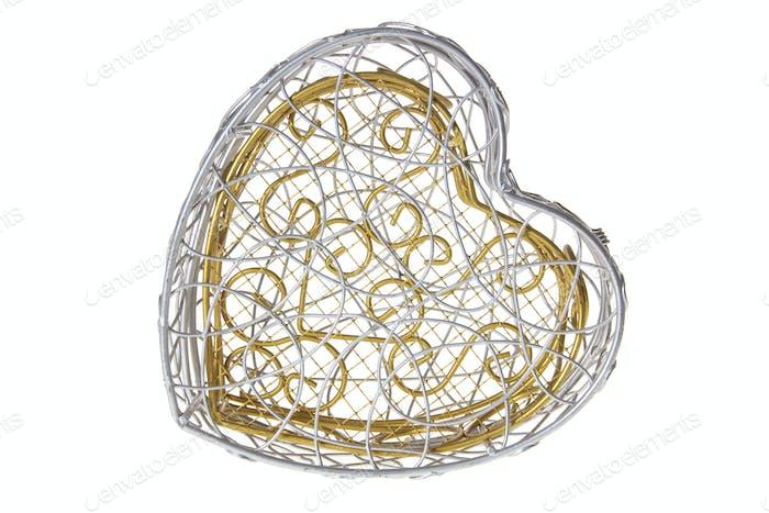 Heart Shape Box