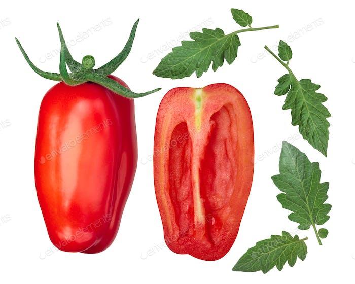 S. Marzano Lampadina 2 tomatoes