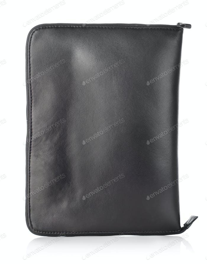 Black case for mobile phone