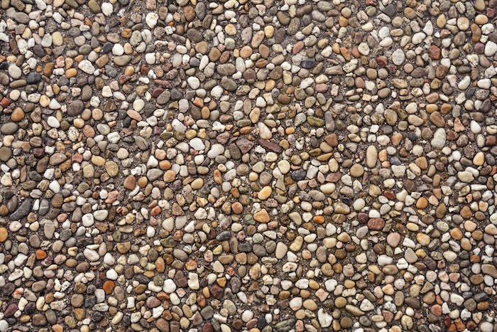 pebbles pattern texture