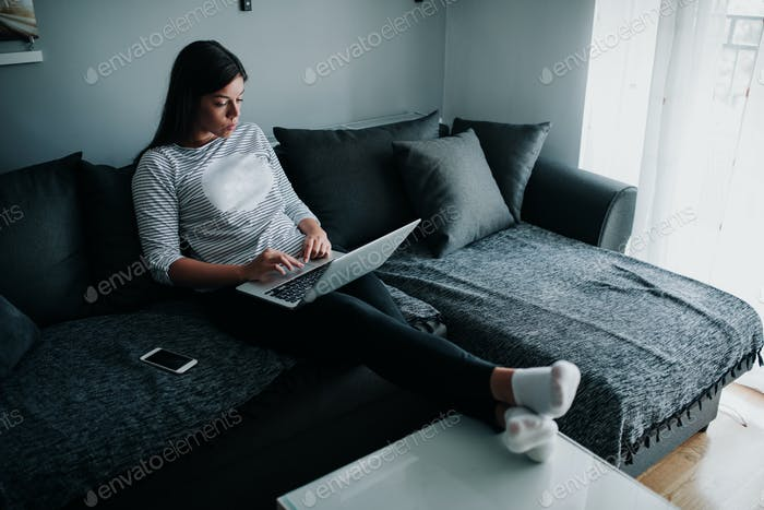 Catching up on all her blogs