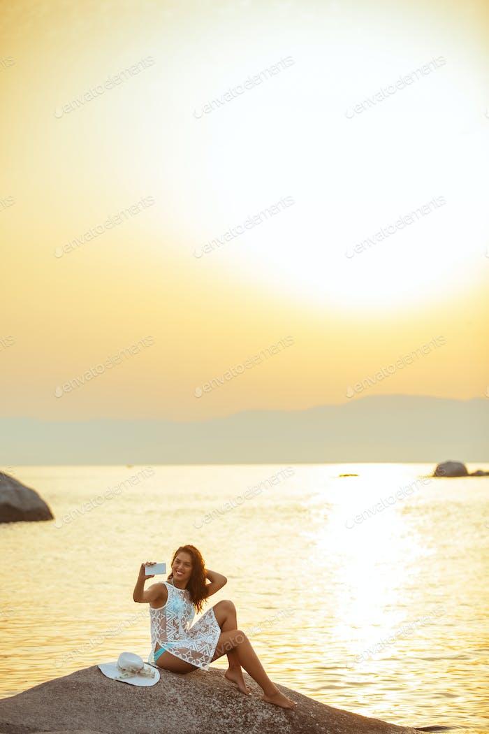 Los recuerdos hechos en la playa duran toda la vida