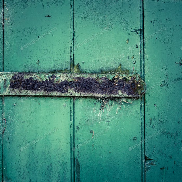 Rusty Vintage Hinge