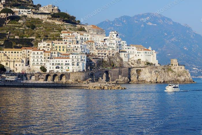 Architecture of Amalfi