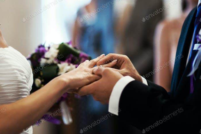 Hochzeit, Verlobungszeit