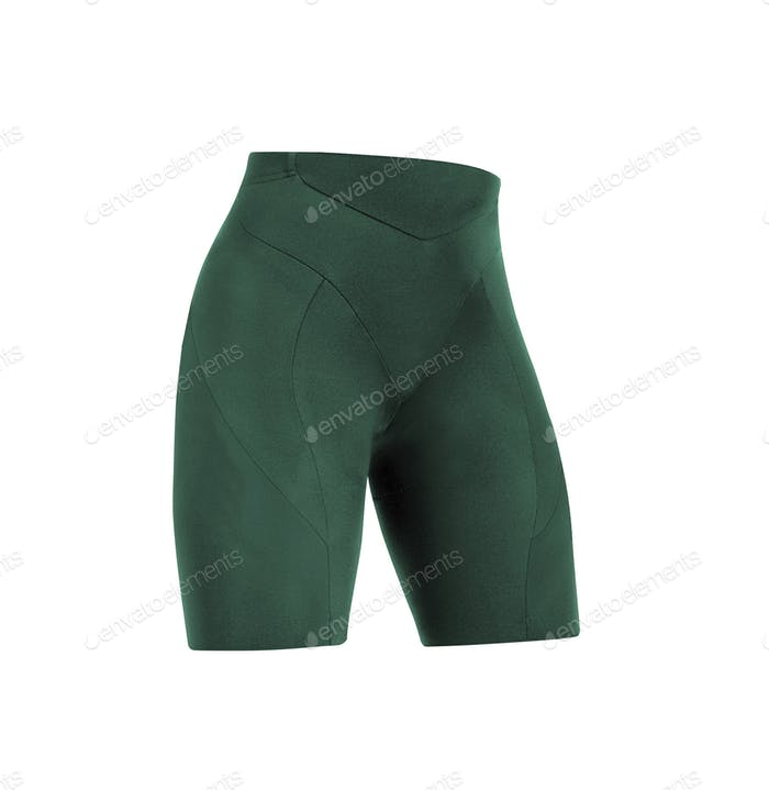 Sport shorts isolated