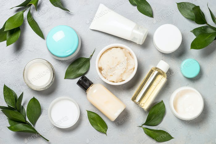 Natural cosmetics, wellness and spa product
