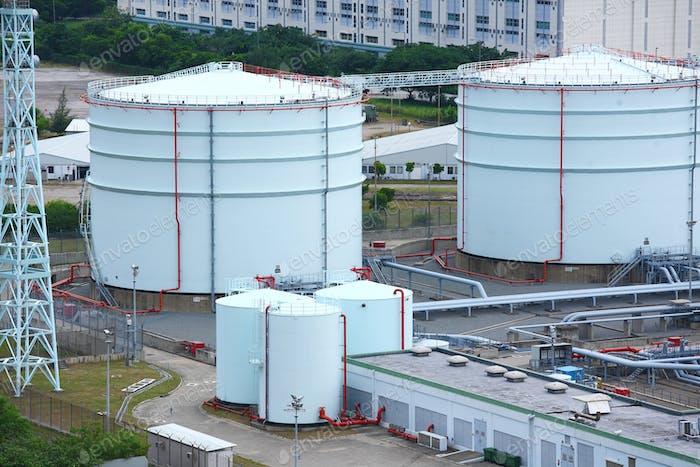 petrol tanks