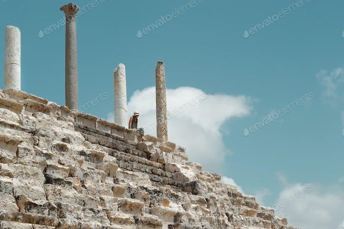 Turismo en Ruinas Viejas