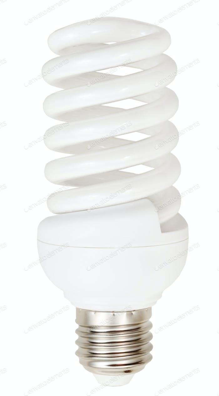energiesparende schrägförmige Kompaktleuchtstofflampe