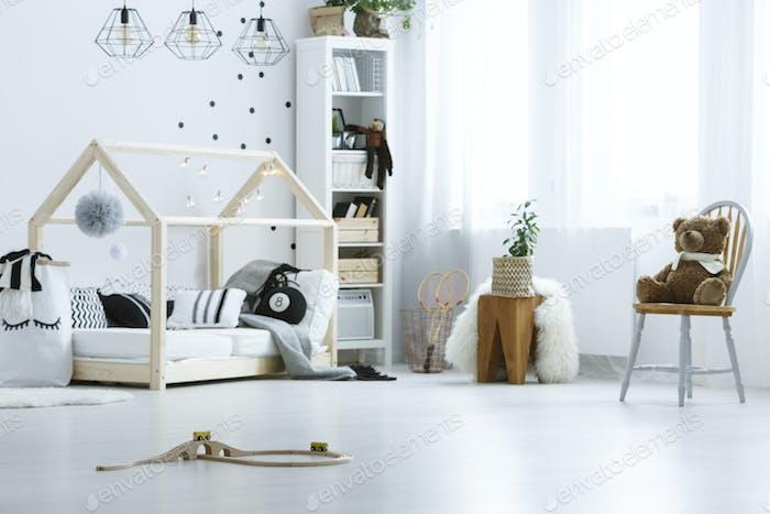 Habitación Bebé niño