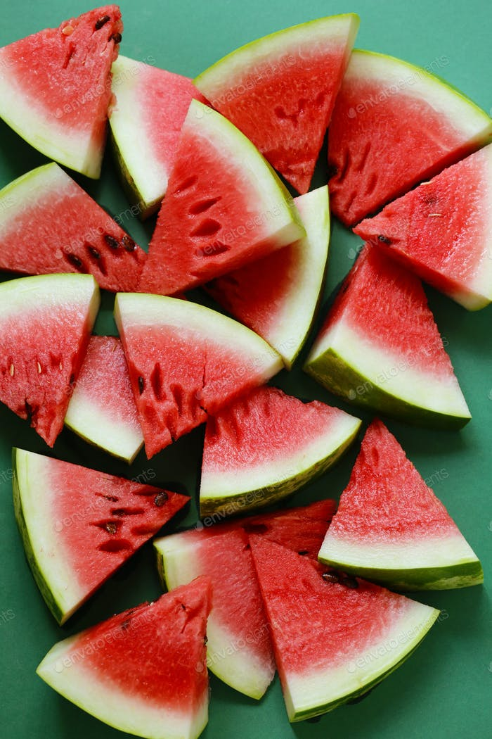 Organic Ripe Sweet Watermelon