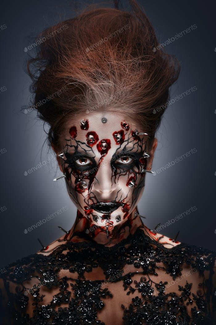 Blood lust.