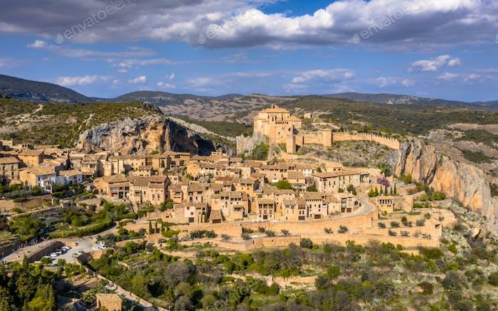 Das Dorf Alquezar