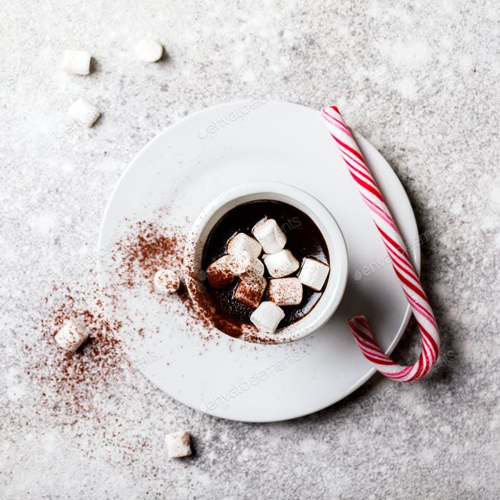 Hot Chocolate Christmas  Drink