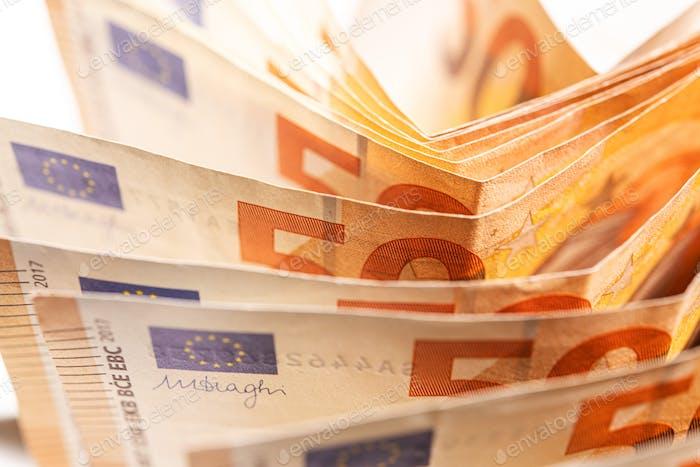 Euro-Geld-Konzept