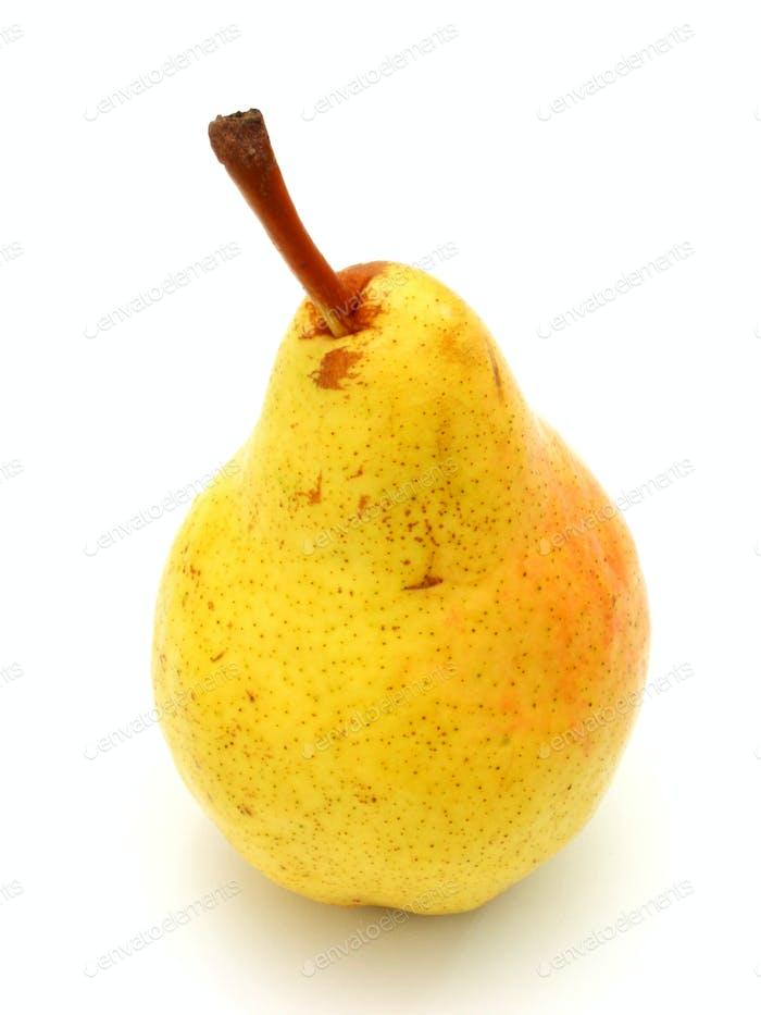 Ripe pears.