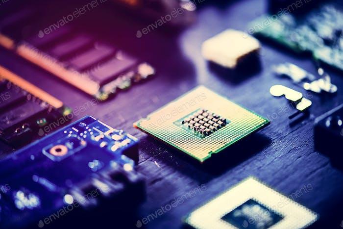 Computer processors