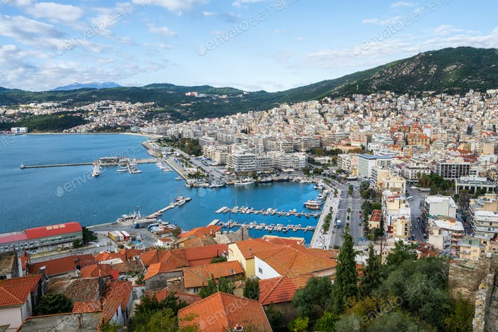 City of Kavala, Greece