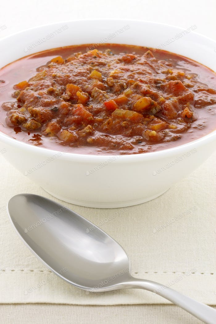 delicious bolognese sauce