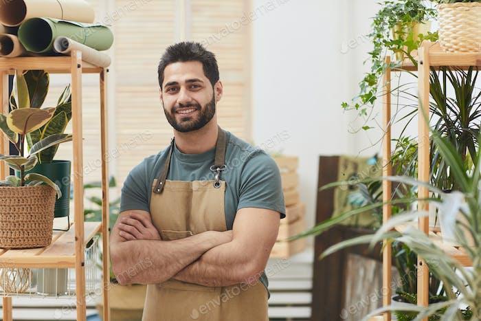 Plant Shop Worker