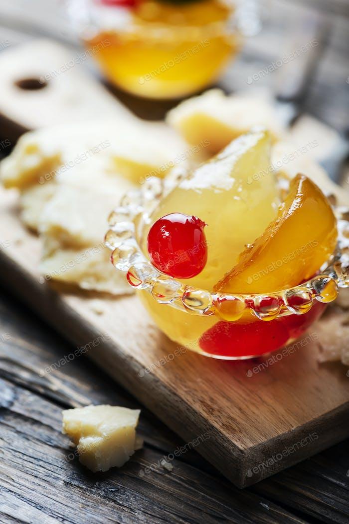 mostarda di frutta von Cremona