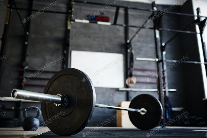 Cross-Trainings-Fitnessstudio